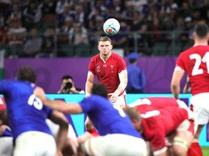 Dan Biggar contre la France