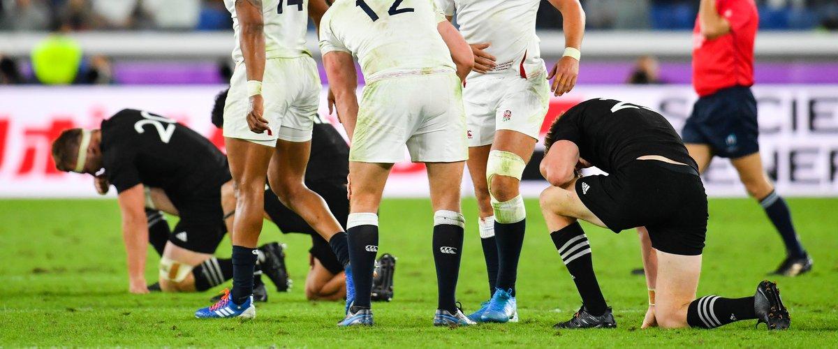 Les Anglais ont réussi l'exploit de faire tomber les doubles champions du monde