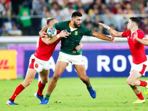 Coupe du monde 2019 - Damian De Allende (Afrique du Sud) contre le pays de Galles