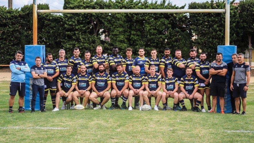 L'équipe d'Arles