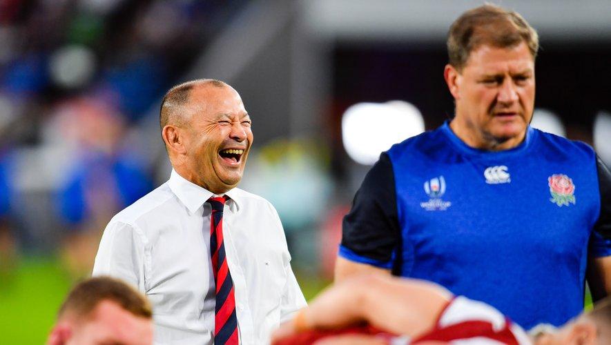 Eddie Jones pourrait toucher avec son équipe de grosses primes si l'Angleterre remporte le Mondial