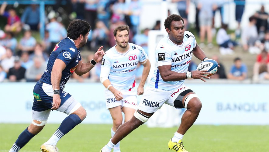 Leone Nakarawa pourrait être lourdement sanctionné. Photo Icon Sport
