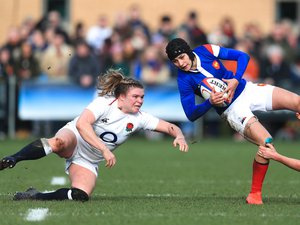 Caroline Boujard et les Françaises veulent marquer les esprits en battant les Anglaises à Clermont.