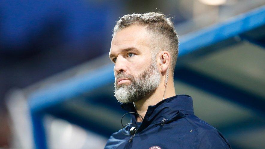 Joe Worsley pourrait être le prochain entraîneur de la défense du Castres olympique. Photo Icon Sport