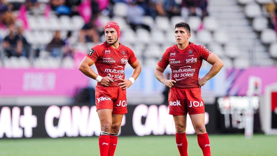 Anthony BELLEAU et Gabin VILLIERE (Toulon).