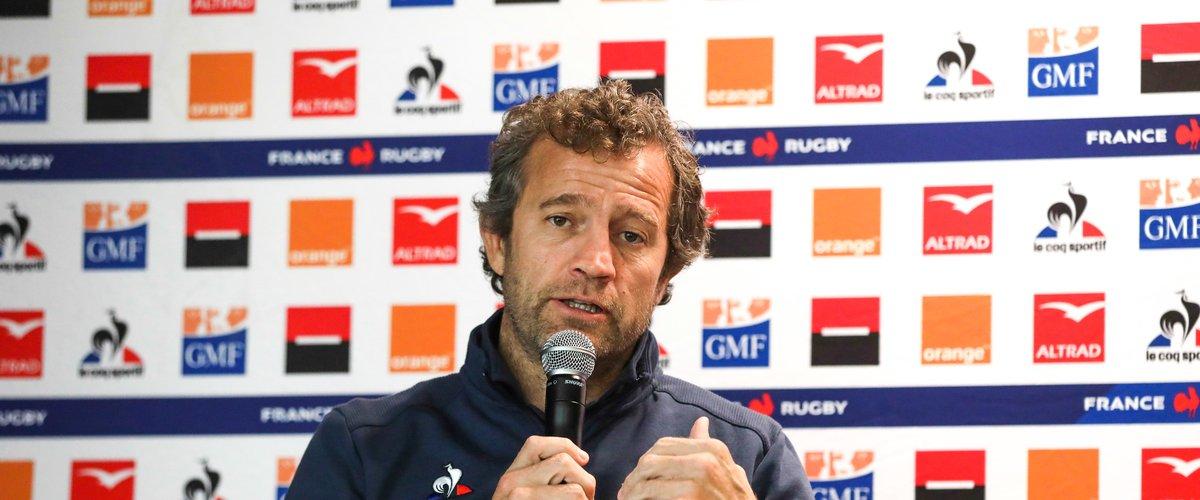 Fabien Galthié a présenté son nouveau staff