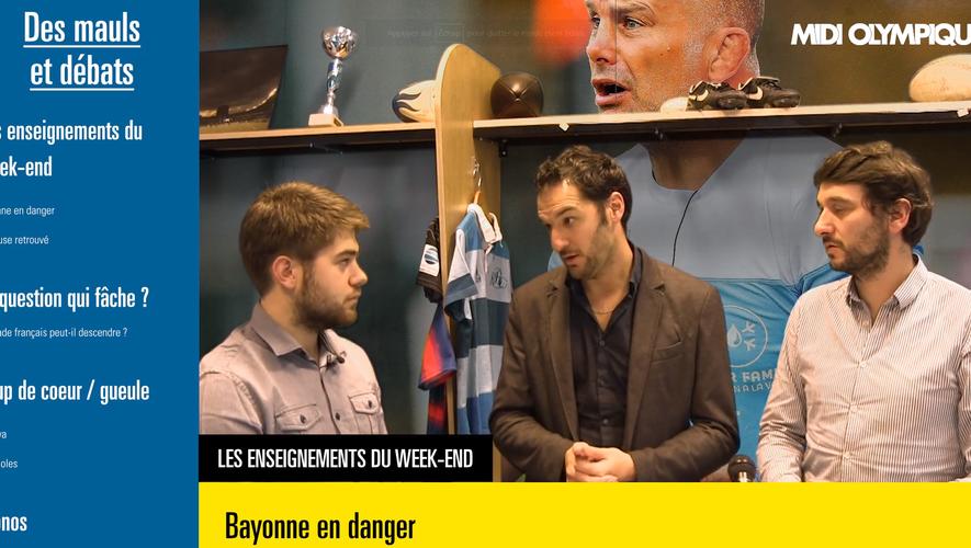 Des Mauls et Débats : faut-il avoir peur pour le Stade français ?