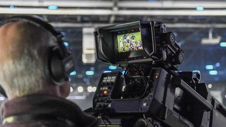 Camera de télévision