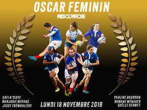 Qui succédera à Jessy Trémoulière pour le titre de meilleur joueuse française ?