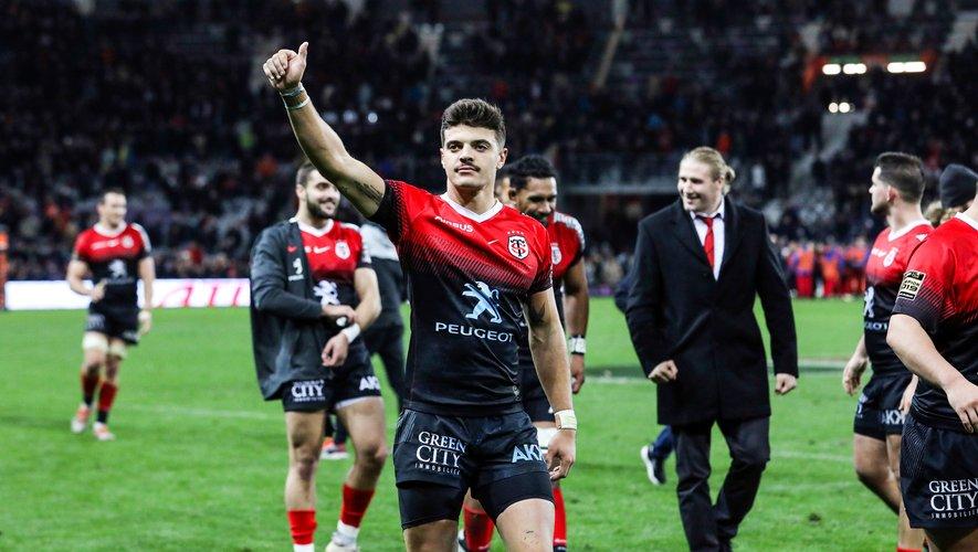 Romain Ntamack (Toulouse)