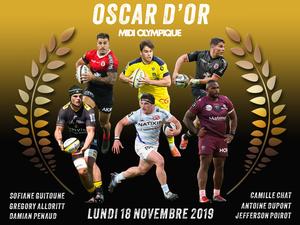 Oscar d'or : qui succèdera à Mathieu Babillot ?