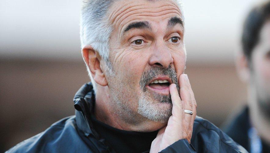 Actuel entraîneur de Périgueux en Fédérale 2, Jacques Delmas est en pleine réflexion. Photo Icon Sport