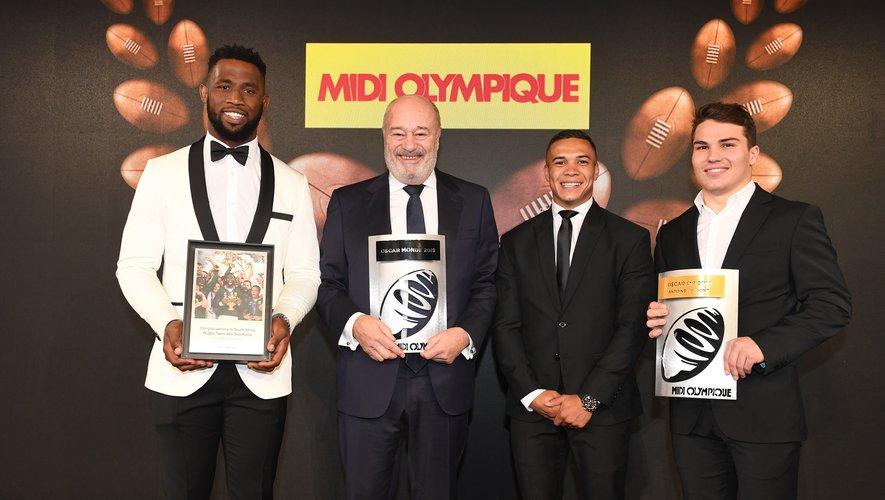 Les lauréats des Oscars Midi Olympique