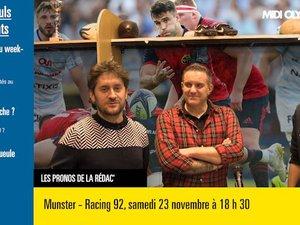"""Des Mauls et Débats - Champions Cup : Lou y est-tu ? Et """"de l'espoir pour les vieux"""""""