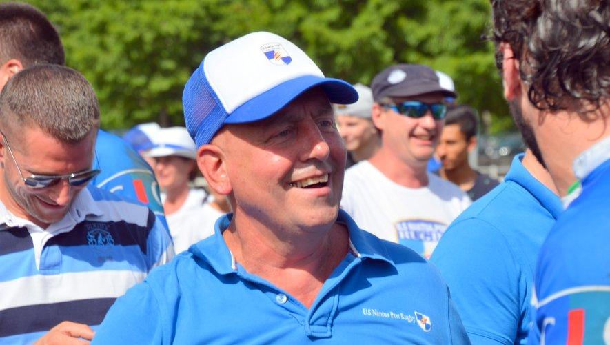 Jean-Luc Doy, le président de Nantua, et Gilbert Brunat, l'entraîneur de Montmélian. Leurs clubs respectifs leur rendront hommage ce week-end.