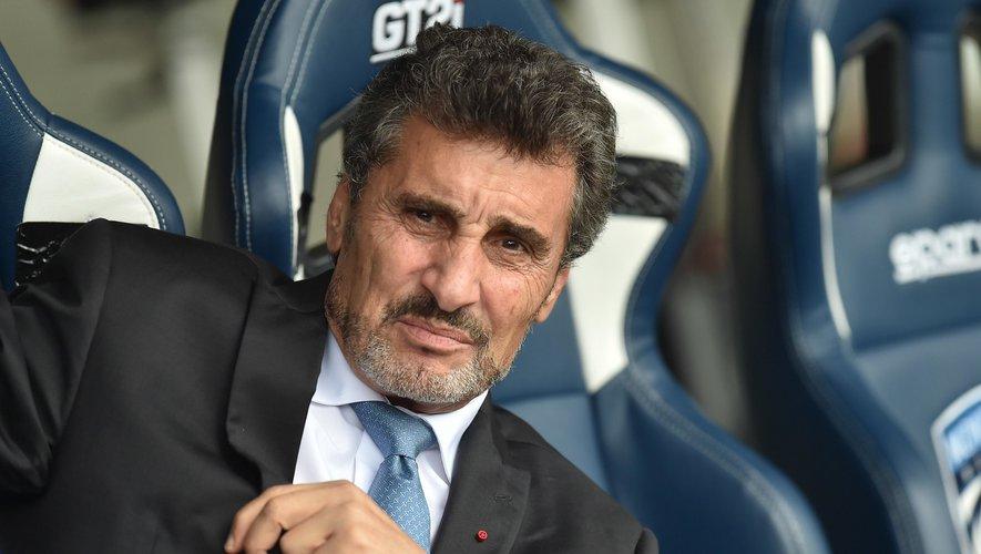 Mohed Altrad, le président de Montpellier.