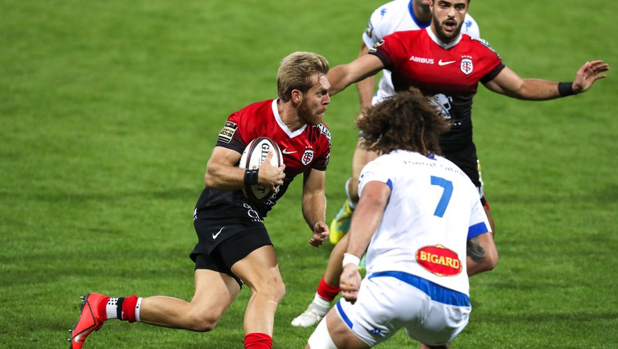 Top 14 - Maxime Marty (Toulouse).