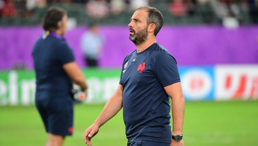 Coupe du monde 2019 - Jean-Baptiste Elissalde (XV de France) devrait retrouver le Top 14 l'an prochain