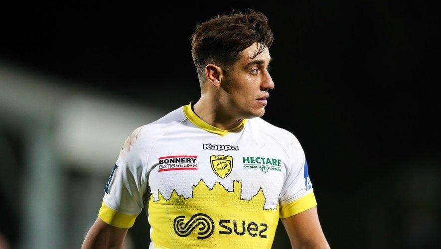 Benoit Jasmin (Carcasonne) contre Rouen