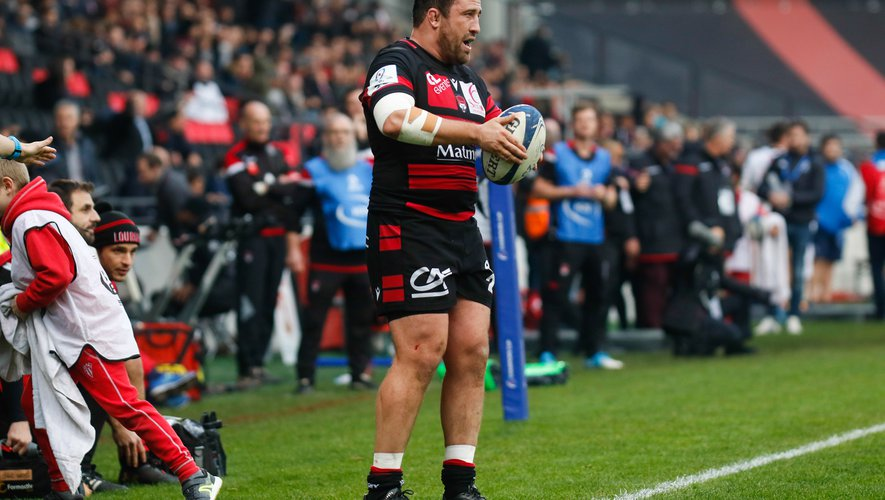 Mickael Ivaldi (Lyon) contre Trévise