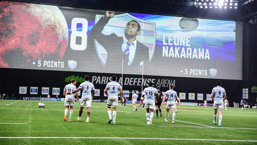 Remercié par le président Jacky Lorenzetti, Leone Nakarawa est déjà très courtisé.