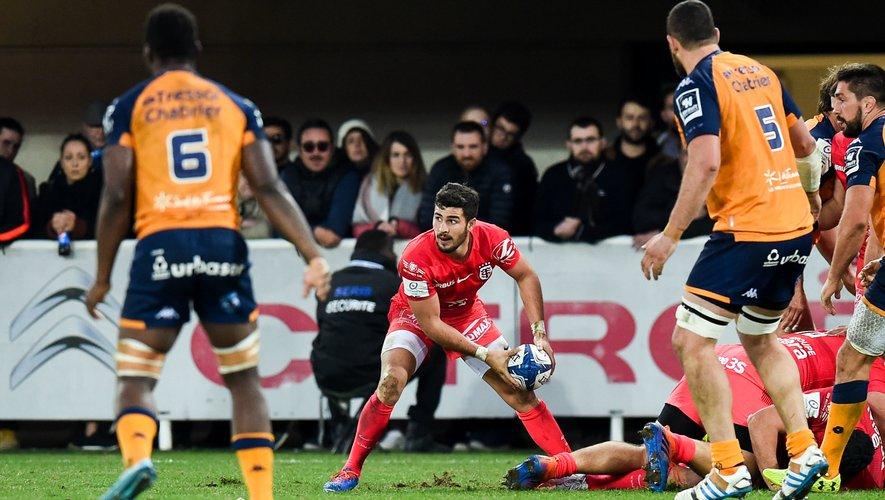 Sébastien Bézy (Toulouse) contre Montpellier