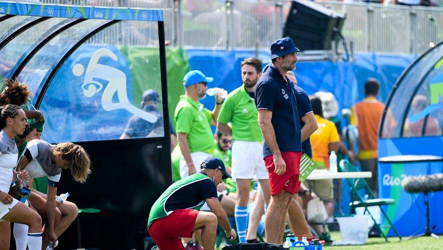 David Courteix (entraîneur de l'équipe de France de rugby à 7)