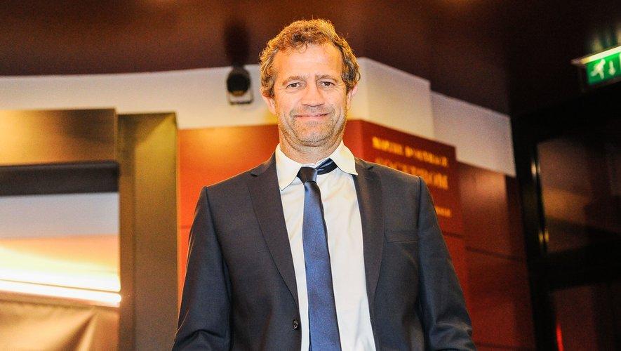 Fabien Galthié (sélectionneur du XV de France)