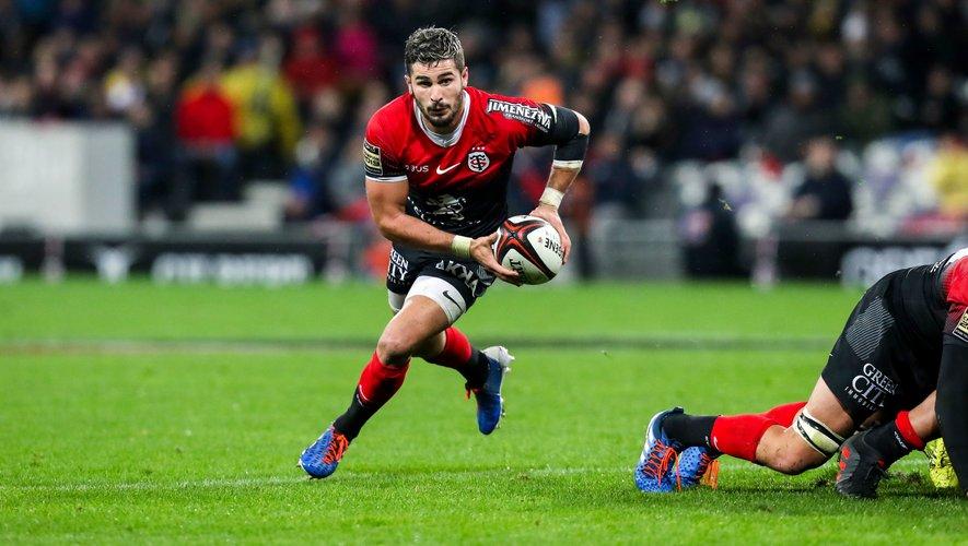 Sébastien Bézy (Toulouse) contre Clermont