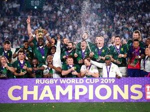 L'Afrique du Sud a remporté cet automne la troisième Coupe du monde de son histoire. Les partenaires du capitaine Siya Kolisi ont ainsi achevé en beauté une année 2019 pleine de réussites.