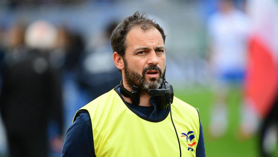 Jean-Baptiste Elissalde et Philippe Saint-André devrait arriver à Montpellier pour renforcer le staff. Photo Icon Sport