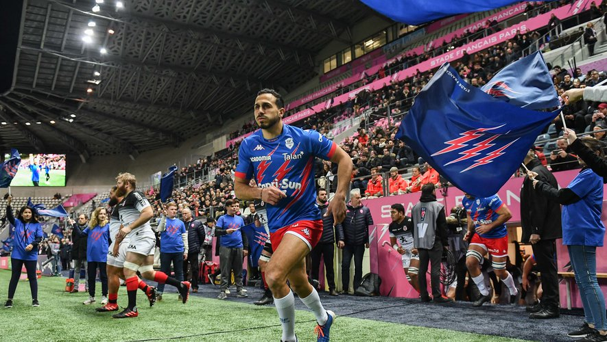 Kylian Hamdaoui (Stade français)