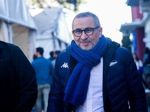 Philippe Tayeb - Président du directoire de l'Aviron bayonnais.