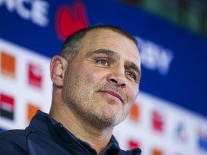 Raphaël Ibanez, manager du XV de France