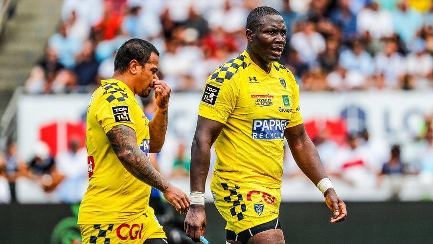 Judicaël Cancoriet va faire son retour contre le Stade français après plusieurs mois de galère suite à une nouvelle blessure. Photo Icon Sport