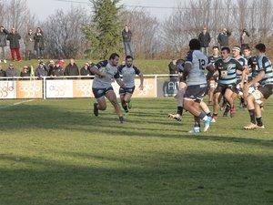 Juste avant la coupure, les joueurs de Villefranche-sur-Saône peuvent se mettre à l'abri de la relégation et regarder vers le haut.