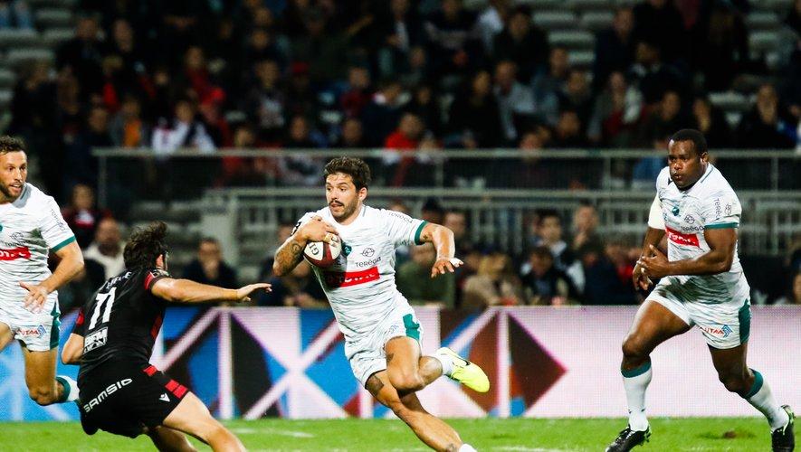 Julien Fumat (Pau) : « On a les fils qui se touchent »