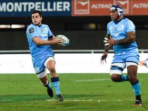 Top 14 - Nemani Nadolo (Montpellier) devrait évoluer en Premiership l'année prochaine.