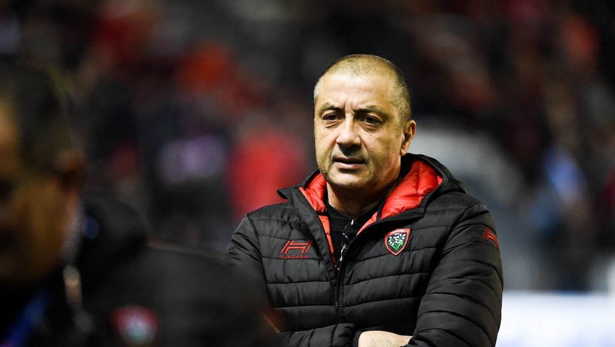 Mourad BOUDJELLAL chairman of Toulon  during the Top 14 match between Toulon and Clermont on December 22, 2019 in Toulon, France. (Photo by Alexandre Dimou/Icon Sport) - Mourad BOUDJELLAL - Stade Felix Mayol - Toulon (France)