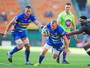 Jano Vermaak et les Stormers défient leur rival local des Bulls de Pretoria ce samedi.