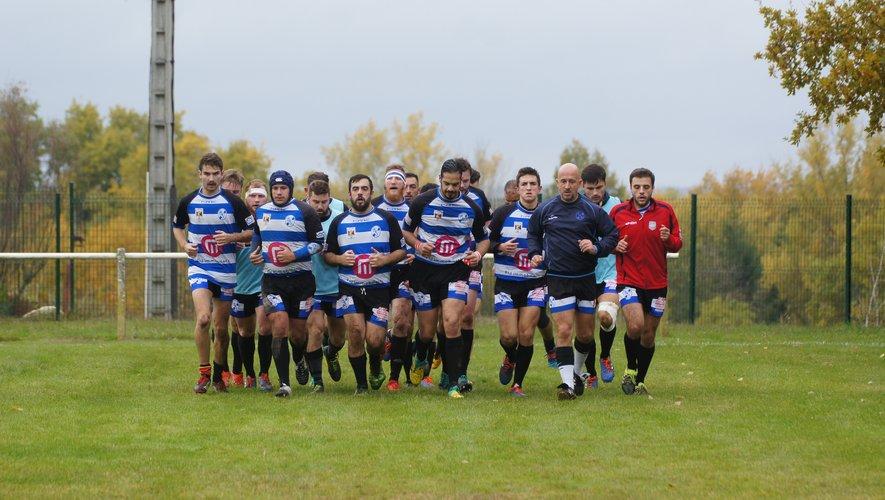 Quatrième de la poule 6 de Troisième-Quatrième Séries d'Occitanie, les Toulousains du Tac visent encore plus haut. Il reste quatre matchs.