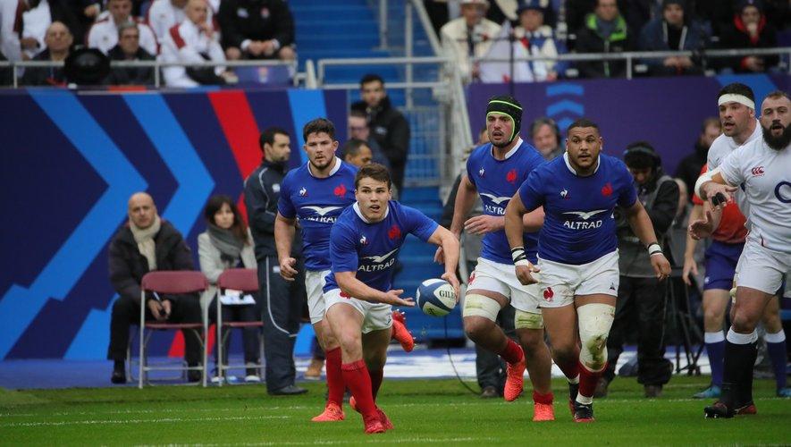 Tournoi des 6 Nations 2020 - Antoine Dupont (XV de France)