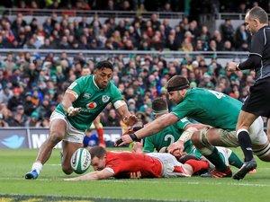 à l'image de cet essai refusé à Parkes, les Gallois ont manqué d'enregistrer une deuxième victoire dans ce Tournoi face à des Irlandais dont les schémas tactiques commencent pourtant à dater.