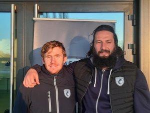 Nicolas Kayser et Guillaume August ont relancé l'équipe première avec les anciens espoirs :les Strasbourgeois sont les favoris du Grand Est pour la montée en Fédérale 3.
