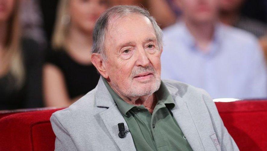 """Denis Lalanne sur le plateau de """"Vivement Dimanche"""""""