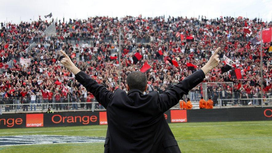 Mourad Boudjellal cède la main du RCT après plus de quatorze années remplies de succès. Photo Icon Sport et M.O. - D.P.