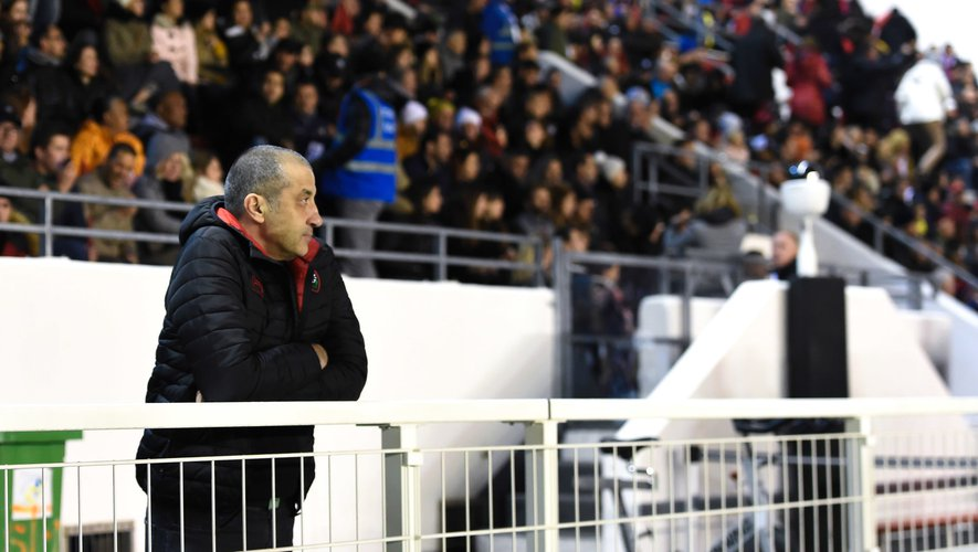 Top 14 - Mourad Boudjellal (ancien président du Rugby Club Toulonnais)