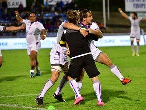 Soyaux Angoulême remporte le match contre Valence Romans