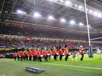 Comme promis, le Millennium de Cardiff avait fait le plein et proposait un cérémonial des grands soirs, avant le match. Sublime, à l'image de ce qui allait suivre...