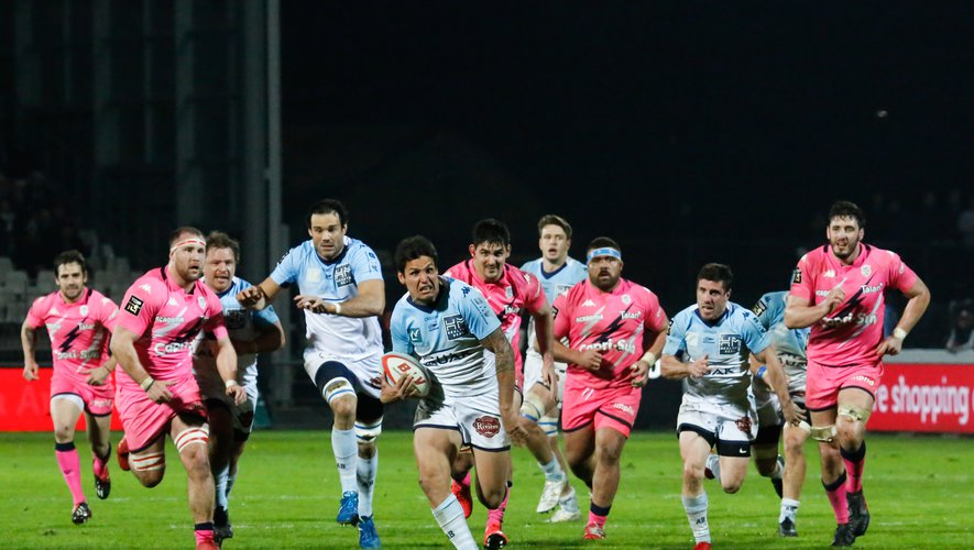 Les Bayonnais de Bathélémy ont renoué avec la victoire face au Stade français. Prochain objectif : vaincre Toulouse à Jean-Dauger.